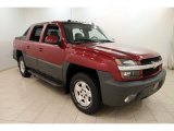 Chevrolet Avalanche 2004 Data, Info and Specs