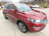 2015 Lincoln MKC Black Label Chroma Flame Metallic
