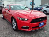 2016 Race Red Ford Mustang V6 Coupe #109723893