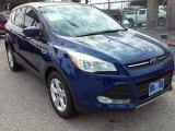 2016 Deep Impact Blue Metallic Ford Escape SE #109723890