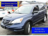 2010 Royal Blue Pearl Honda CR-V EX AWD #109723756