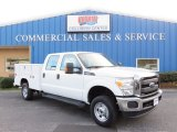 2016 Ford F250 Super Duty XL Crew Cab 4x4 Chassis Data, Info and Specs