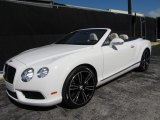 Bentley Continental GTC V8 Data, Info and Specs