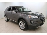 2016 Magnetic Metallic Ford Explorer Limited 4WD #109757002