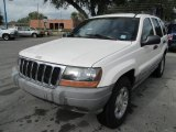 1999 Jeep Grand Cherokee Stone White