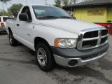 2003 Bright White Dodge Ram 1500 ST Regular Cab #109756940