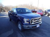 2016 Blue Jeans Ford F150 XLT SuperCab 4x4 #109757035
