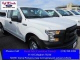 2016 Oxford White Ford F150 XL SuperCab #109784103