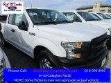 2016 Oxford White Ford F150 XL SuperCab #109784102