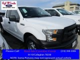 2016 Oxford White Ford F150 XL SuperCab #109784095