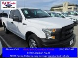 2016 Oxford White Ford F150 XL SuperCab #109784094
