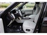 2016 Land Rover Range Rover Supercharged Ebony/Cirrus Interior