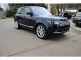 2016 Loire Blue Metallic Land Rover Range Rover Supercharged #109797649