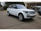 2016 Fuji White Land Rover Range Rover Supercharged LWB #109797647