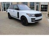 2016 Yulong White Metallic Land Rover Range Rover HSE #109797646