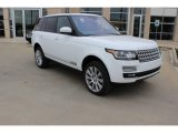 2016 Fuji White Land Rover Range Rover Supercharged #109797645
