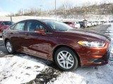2016 Bronze Fire Metallic Ford Fusion SE #109797292