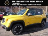 2016 Solar Yellow Jeep Renegade Trailhawk 4x4 #109797551