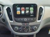 2016 Chevrolet Malibu LT Controls