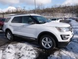 2016 Oxford White Ford Explorer XLT 4WD #109797308