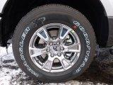 2016 Ford F150 XLT SuperCrew 4x4 Wheel