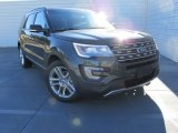 2016 Guard Metallic Ford Explorer XLT #109797474