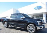 2016 Shadow Black Ford F150 Lariat SuperCrew #109797380
