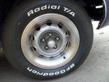Dodge Charger 1971 Wheels and Tires