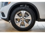 Mercedes-Benz GLC 2016 Wheels and Tires