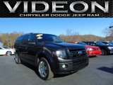 2010 Tuxedo Black Ford Expedition EL Limited 4x4 #109834830