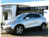 2013 Quicksilver Metallic Buick Encore  #109834751