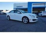 2016 Summit White Chevrolet Cruze Limited LTZ #109834667