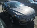 2013 Sterling Gray Metallic Ford Fusion Hybrid SE #109834449