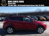 2016 Ruby Red Metallic Ford Escape SE 4WD #109834495