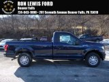 2016 Blue Jeans Ford F150 XL Regular Cab #109834494
