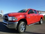 2012 Flame Red Dodge Ram 3500 HD ST Crew Cab 4x4 #109872586