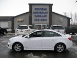 2016 Summit White Chevrolet Cruze Limited LT #109872808