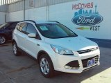 2016 White Platinum Metallic Ford Escape SE #109872420