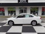 2014 Candy White Volkswagen Passat 2.5L SE #109872651