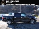 2016 Shadow Black Ford F150 Platinum SuperCrew 4x4 #109872480