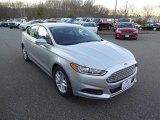 2016 Ingot Silver Metallic Ford Fusion SE #109872790
