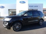2016 Shadow Black Ford Explorer Sport 4WD #109872782