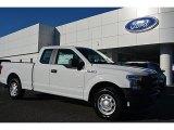 2016 Oxford White Ford F150 XL SuperCab #109872548