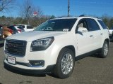 2016 Summit White GMC Acadia SLT #109872262