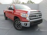2016 Inferno Orange Toyota Tundra SR5 CrewMax 4x4 #109872615