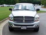 2006 Bright Silver Metallic Dodge Ram 1500 SLT Quad Cab 4x4 #10989072