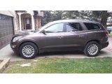2009 Cocoa Metallic Buick Enclave CXL AWD #109909116