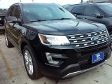 2016 Shadow Black Ford Explorer Limited #109908644
