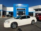 2006 White Chevrolet Monte Carlo SS #109908871