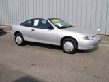 2003 Ultra Silver Metallic Chevrolet Cavalier Coupe #1085705